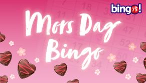 Mors Dag Bingo